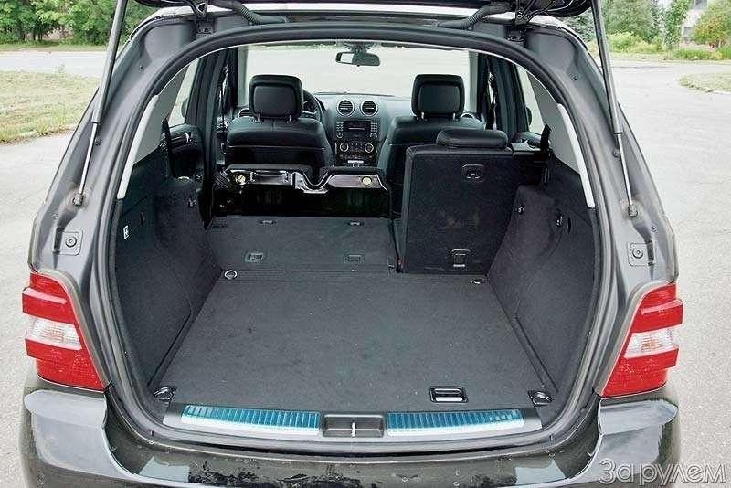 Тест Mercedes-Benz ML350, Range Rover. Посторонним в...— фото 68084
