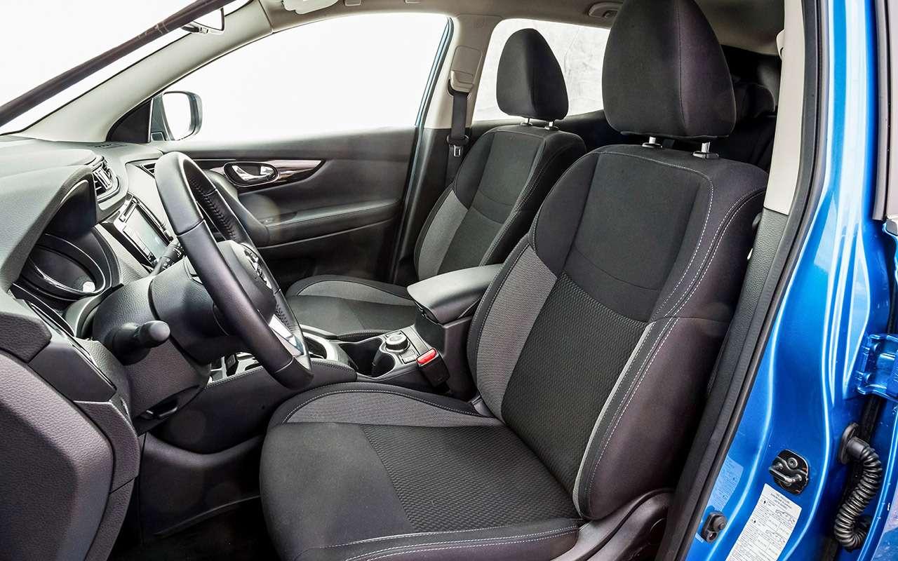 Большой тест кроссоверов: Nissan Qashqai, Mitsubishi ASX иSuzuki SX4— фото 978189