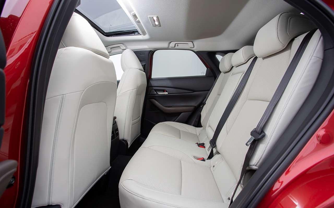 Mazda CX-30: все достоинства иизъяны— фото 1222706
