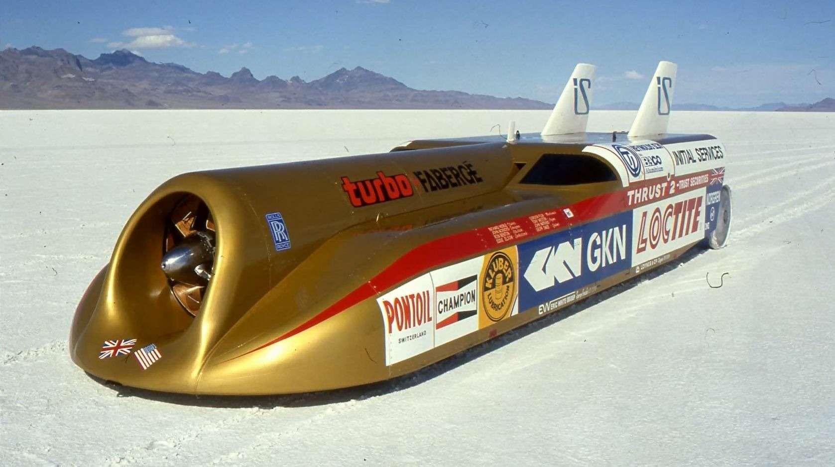 Имбы внебо— самые быстрые автомобили Земли— фото 811655