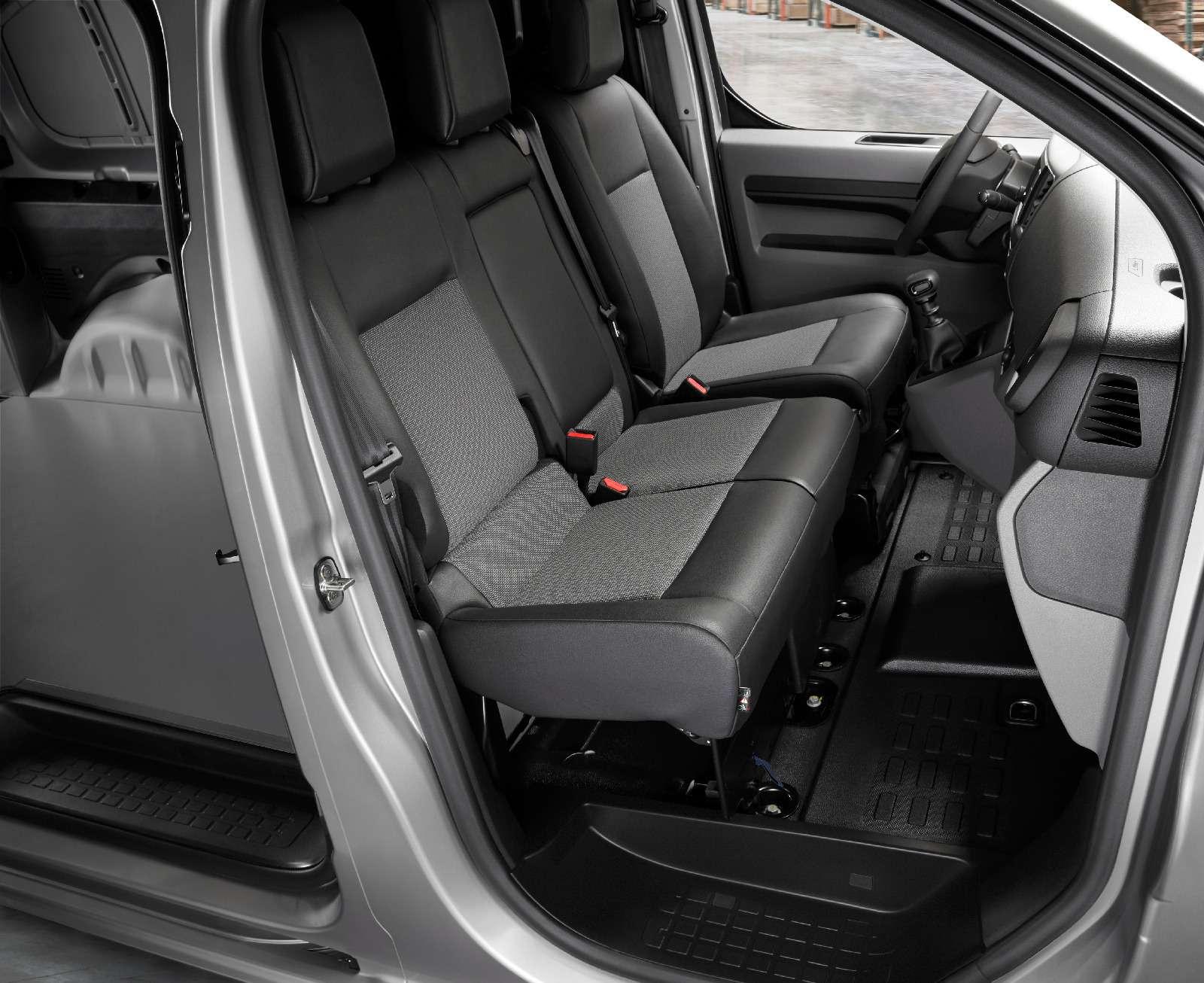 У ГАЗели Next появятся конкуренты изКалуги— фургоны Peugeot иCitroen— фото 820470