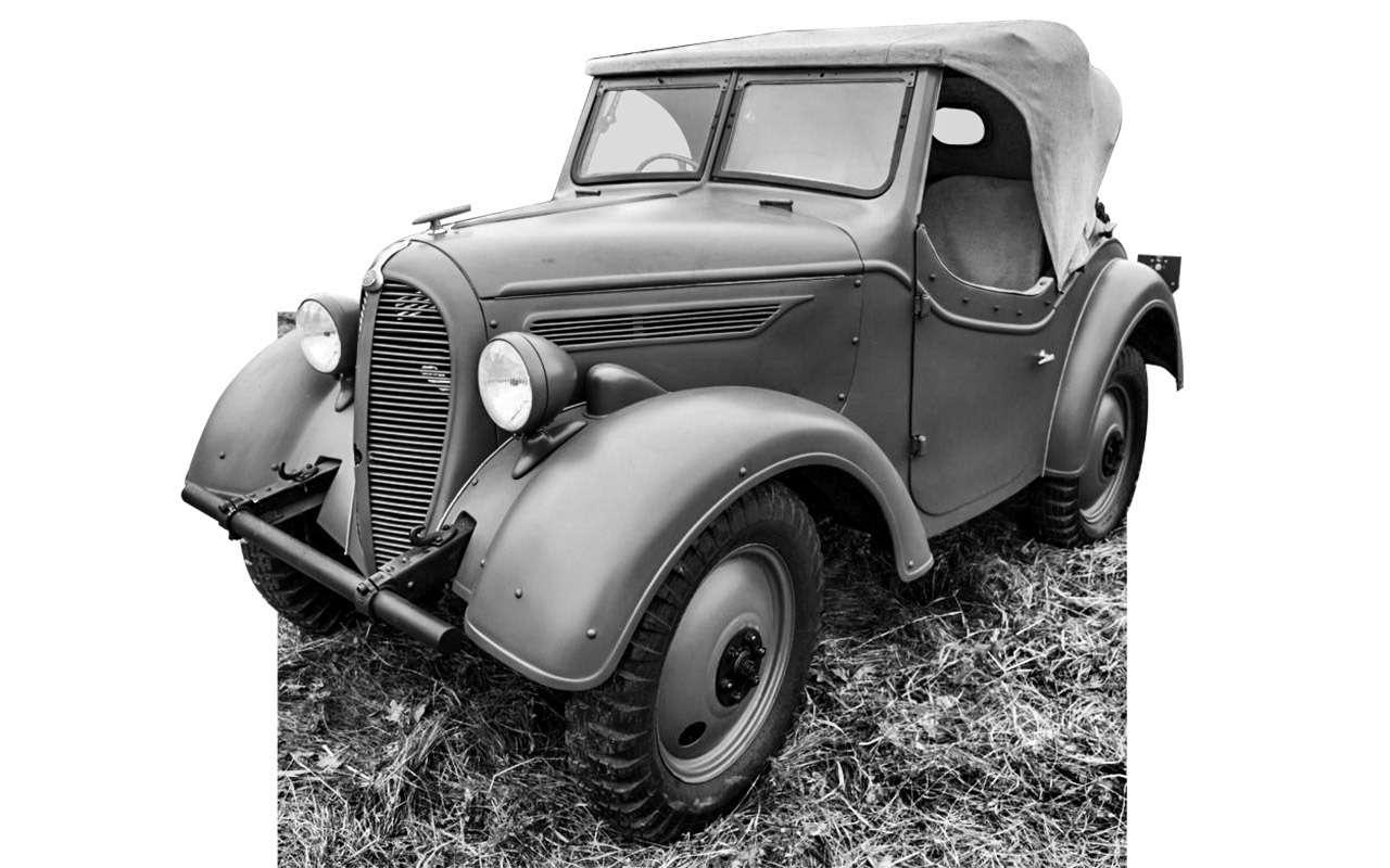 Самый популярный автомобиль войны: все факты оWillys MB— фото 972669