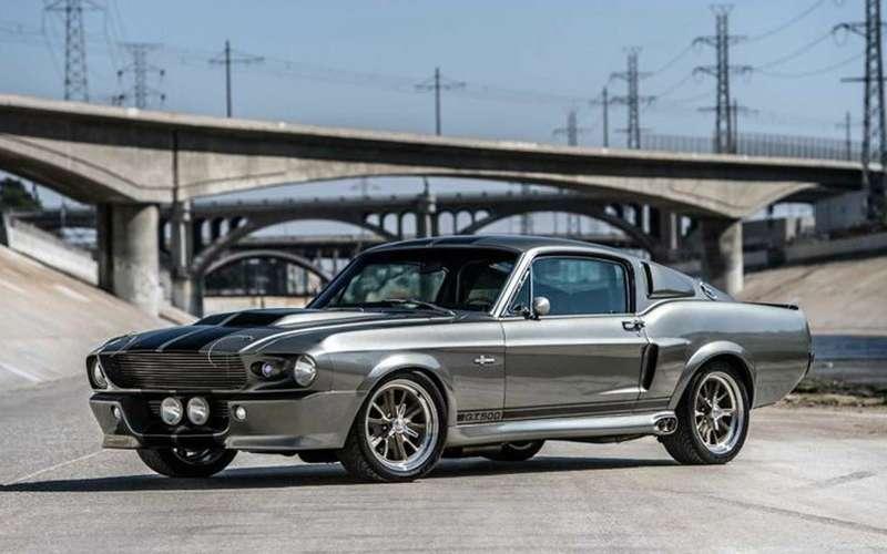 Продается Shelby GT500из «Угнать за60секунд»