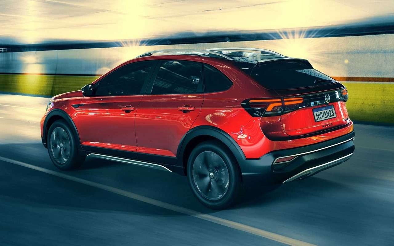 Volkswagen Nivus представлен официально. Ждать лиего вРоссии?— фото 1136747
