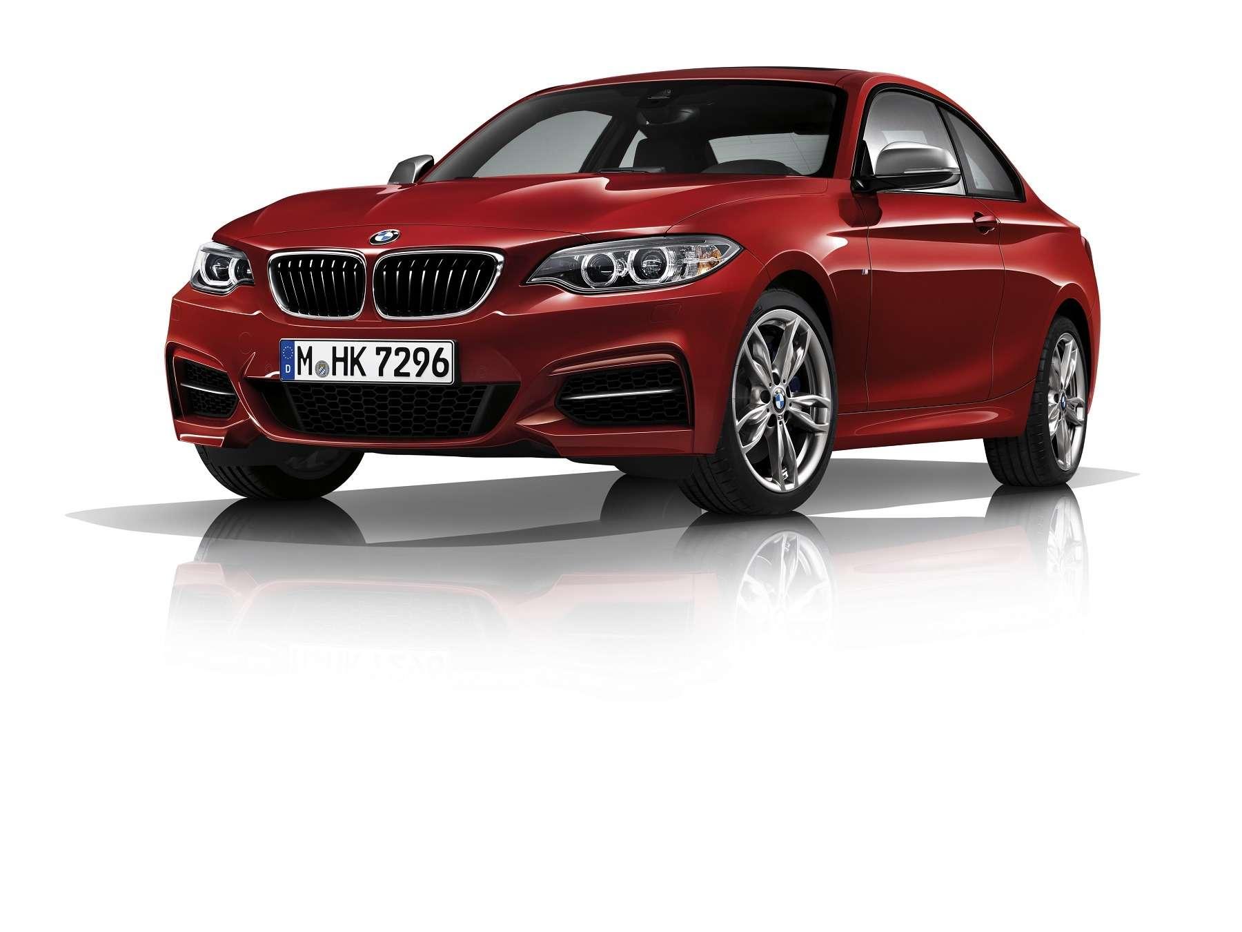 Компактные BMW заигрались вцифры— фото 588450