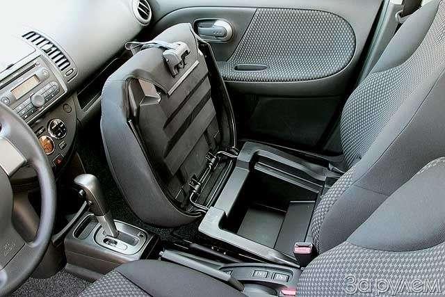Тест-драйв Ford Fusion, Nissan Note. НОТКА ПРЕВОСХОДСТВА— фото 65009