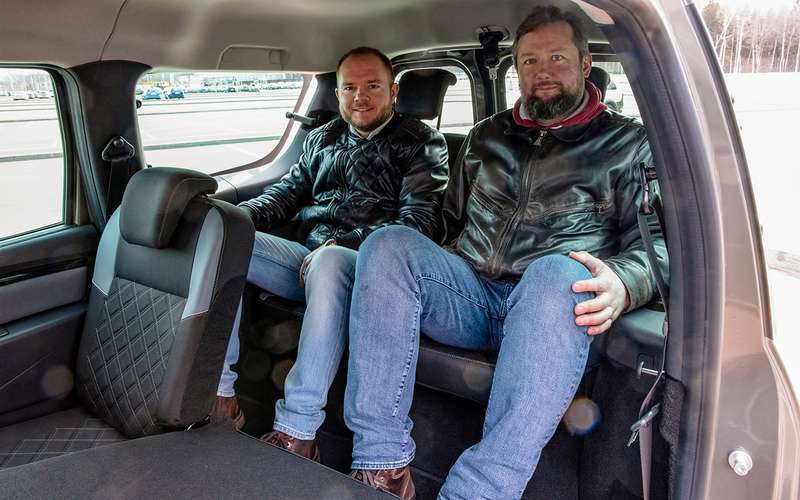 Чтовзять замиллион? Новый Largus против 10-летнего Volvo