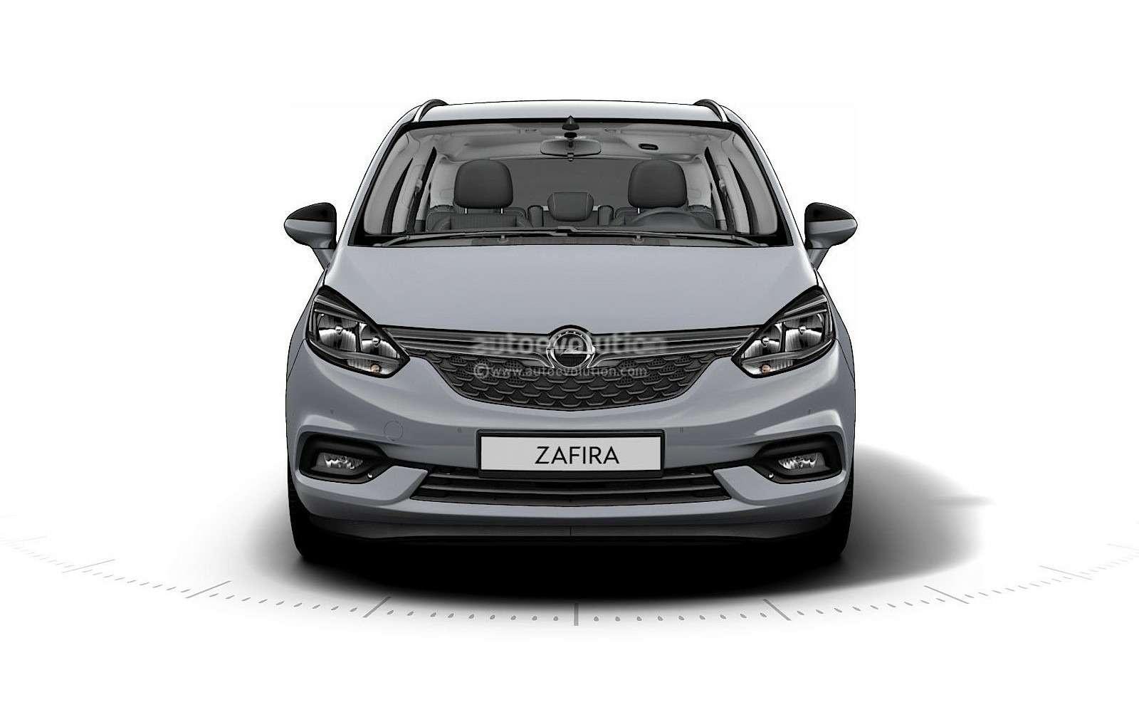Opel Zafira останется без «бумерангов»— фото 592020