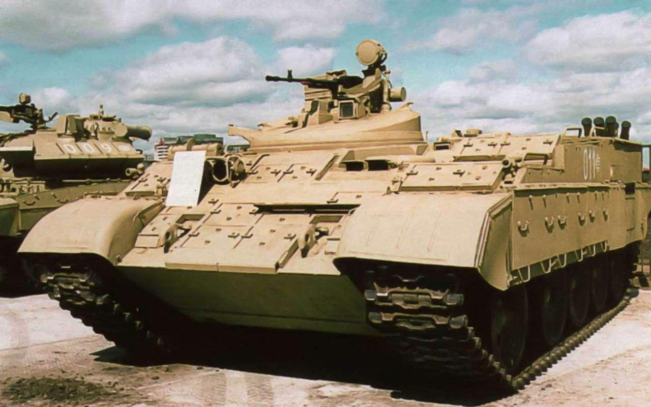 Советский танк Т-55— как онстал рабочей лошадкой третьего мира— фото 989107