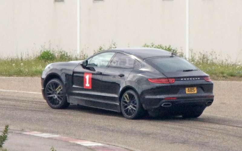 Новый Porsche Cayenne получит купеобразную версию