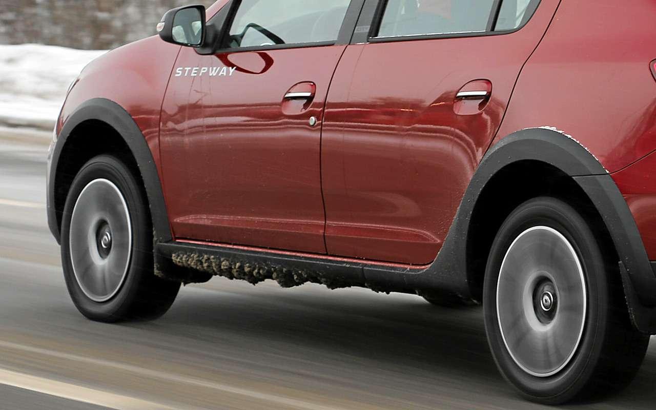 Тест-драйв по-новому: 14честных ответов про Renault Logan— фото 1005129