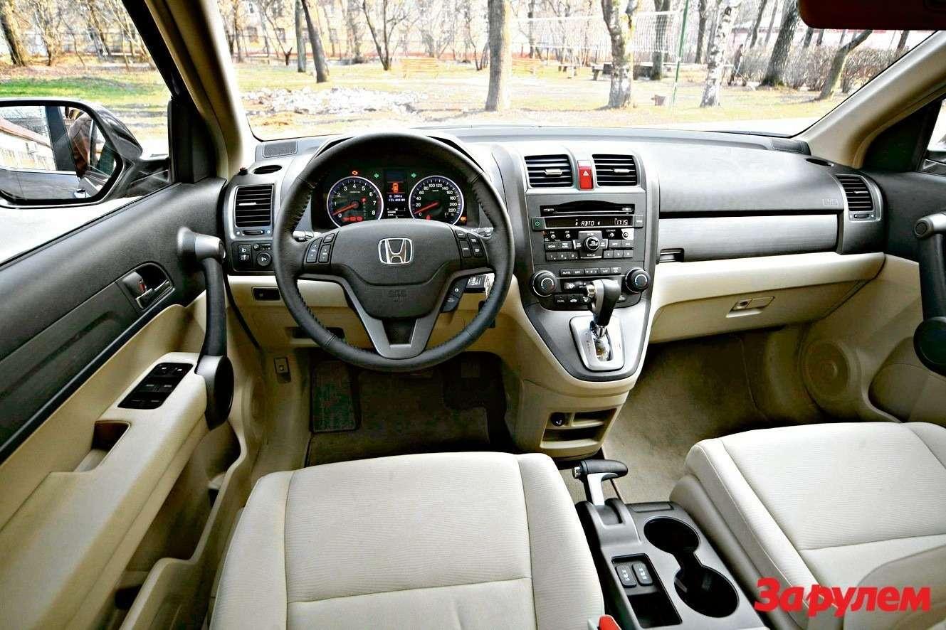 «Хонда-CR-V», 2006/2010г.