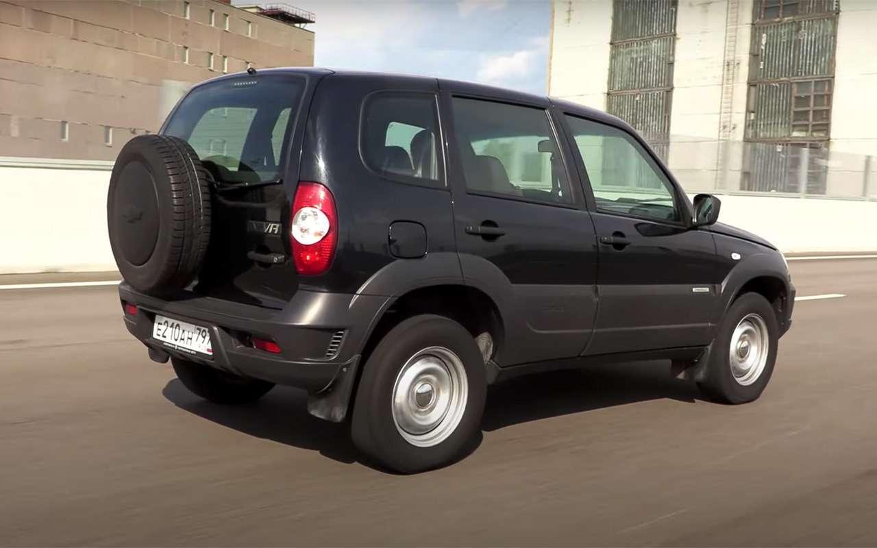 Подержанная Chevrolet Niva— все проблемы ислабости— фото 1144699