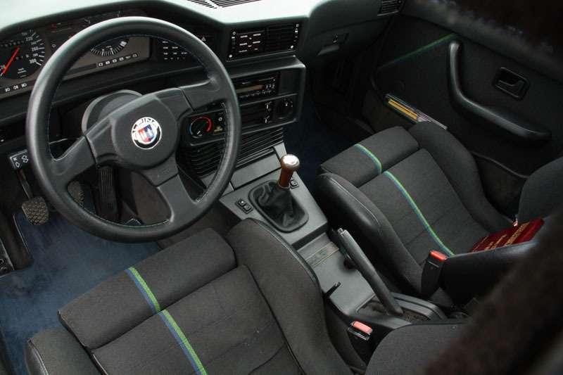 «Биммер» мечты: уникальная Alpina B7Turbo поцене нового BMW— фото 739727