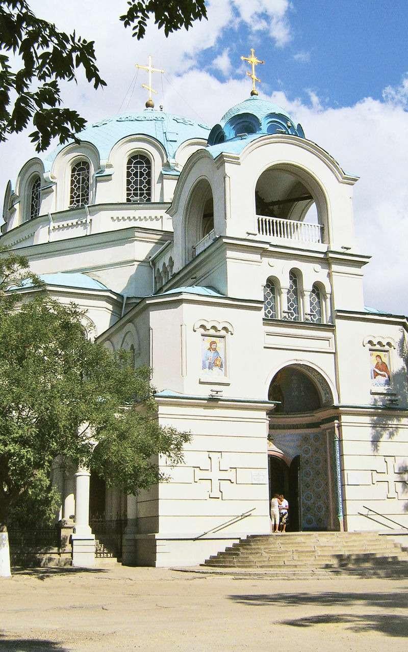 В Крым наавтомобиле: лучшие места Евпатории— фото 1144943