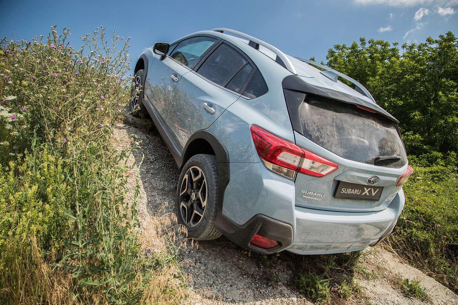 Subaru рассказала оновом XVдляРоссии— фото 794755
