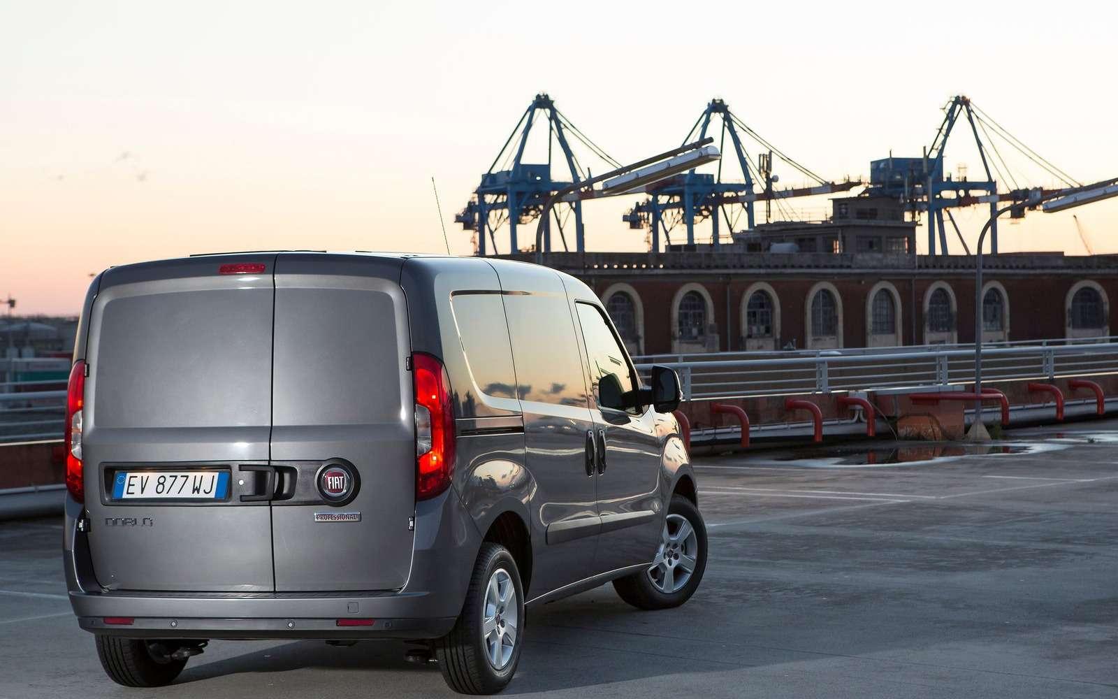 Fiat привез вРоссию конкурента Renault Dokker— фото 843296