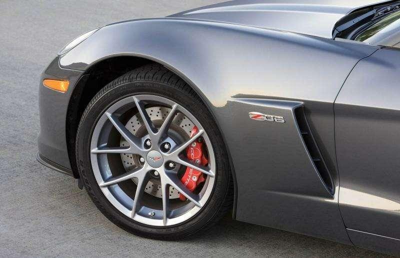 Новое дляChevrolet Corvette Z06 2009— фото 348870