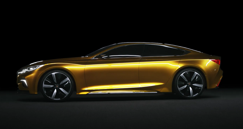 Roewe Vision-R Concept 01