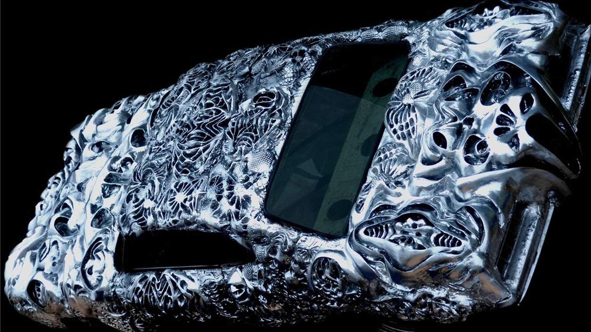 Автомобиль-ужас из3D-принтера: распечатал ипродал— фото 695691