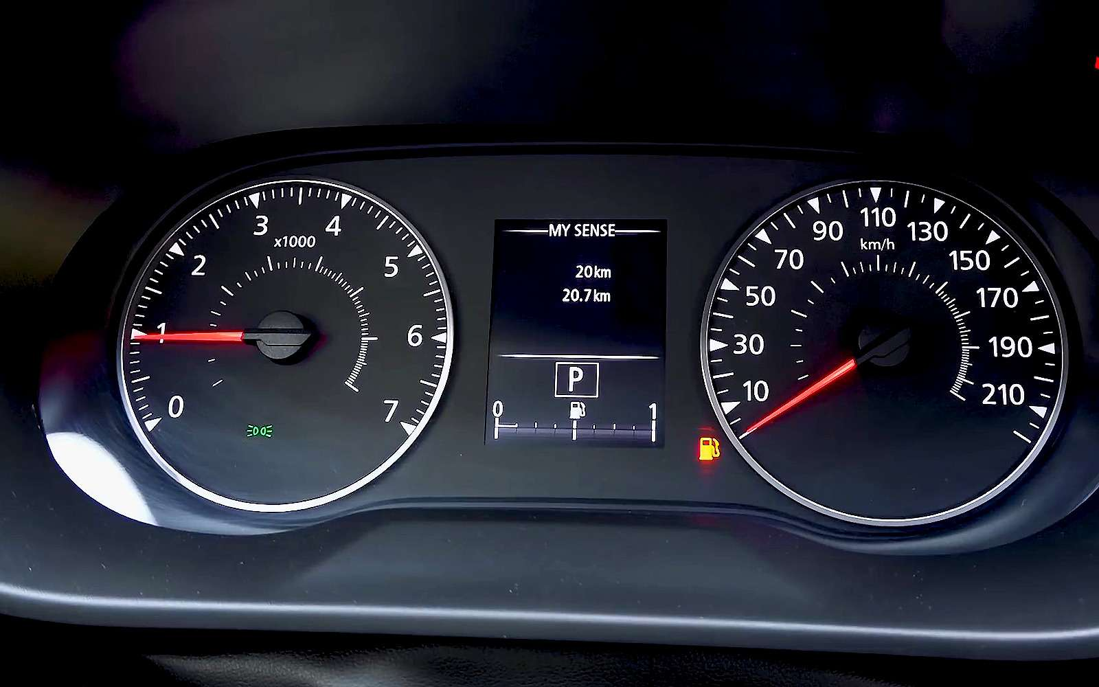Renault Arkana: разбор отглавного редактора «Зарулем»— фото 976284
