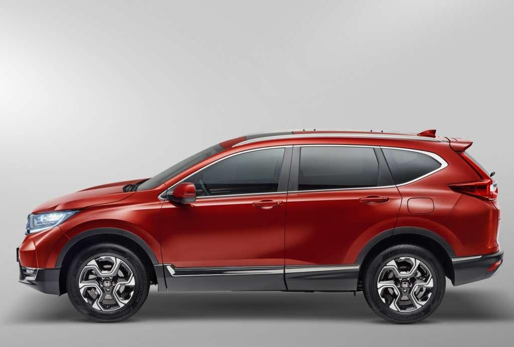 Новая Honda CR-V приехала вРоссию: названы цены— фото 753522