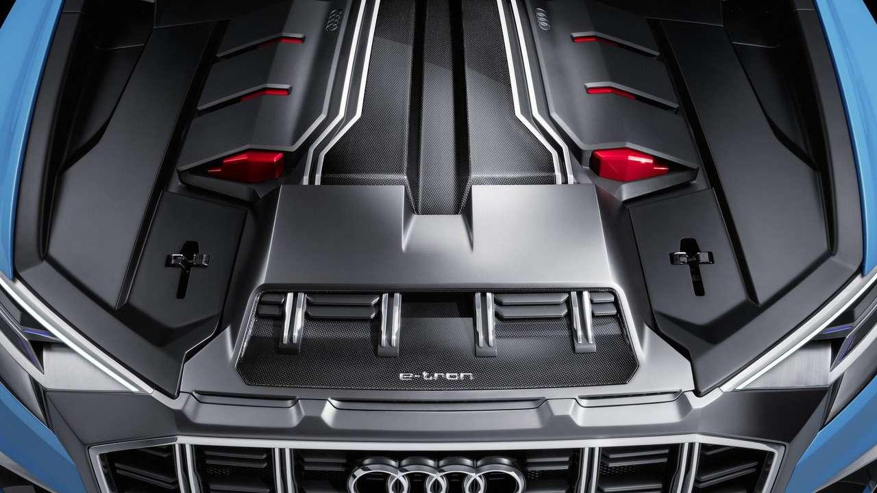 Угол зрения: концептуальный кроссовер Audi Q8поведал отоварной модели— фото 690565