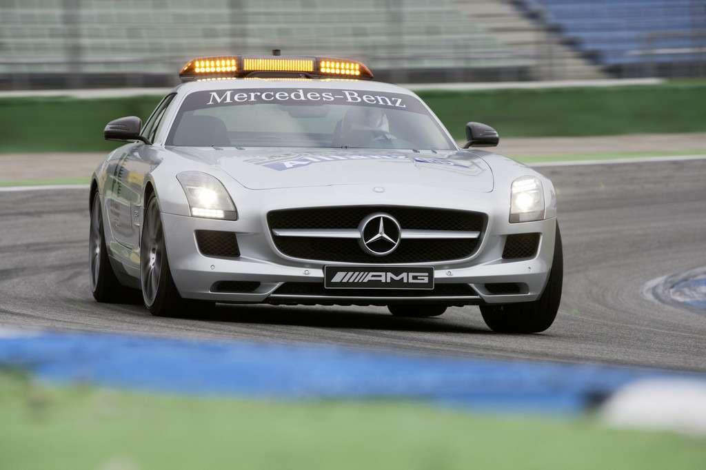 Открывается очередной сезон Формулы-1