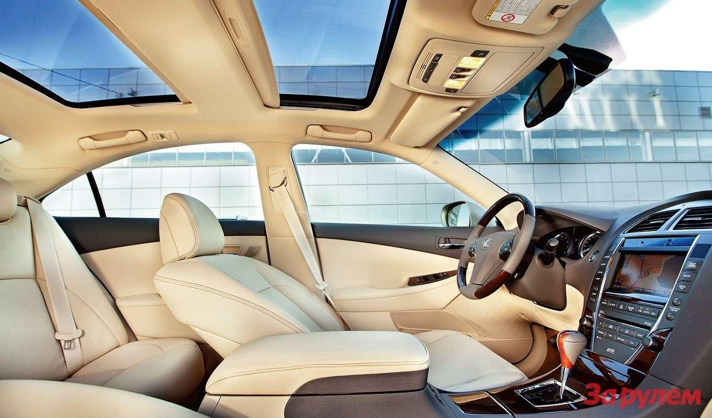 Lexus ES350