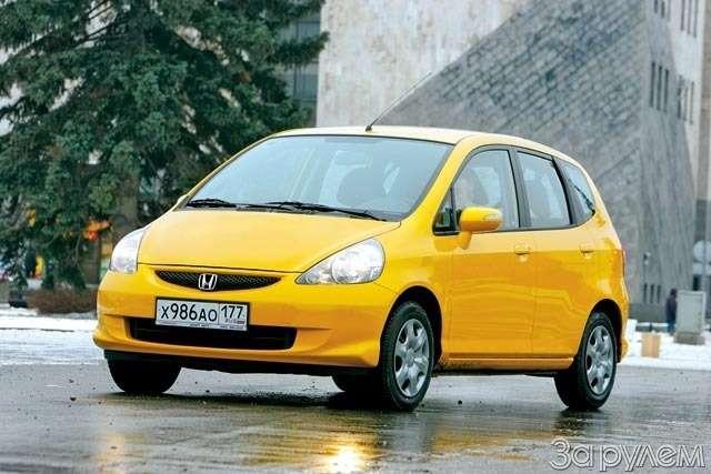 Тест Renault Modus, Peugeot 1007, Honda Jazz. Загадки малых форм— фото 61766