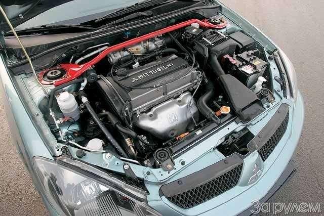 ТЕСТ: Mazda 3и Mitsubishi Lancer. Два литра сверхом— фото 63616