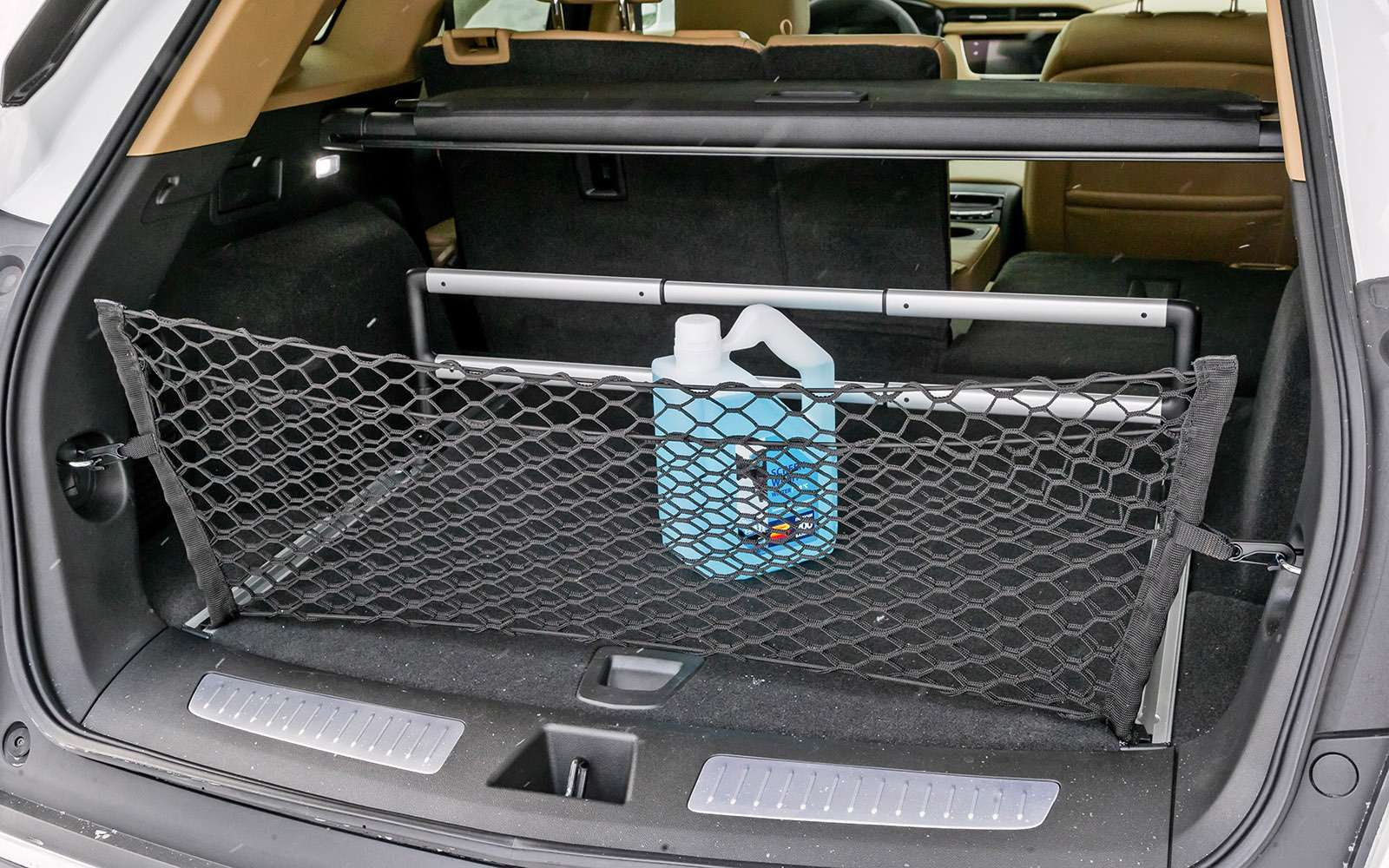 Тест премиум-кроссоверов: Lexus RX350, Cadillac XT5и Jaguar F-Pace— фото 721807