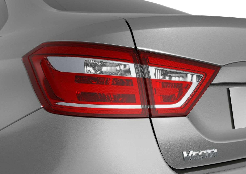 Президент АВТОВАЗа назвал диапазон цен стартовой версии Lada Vesta— фото 391890