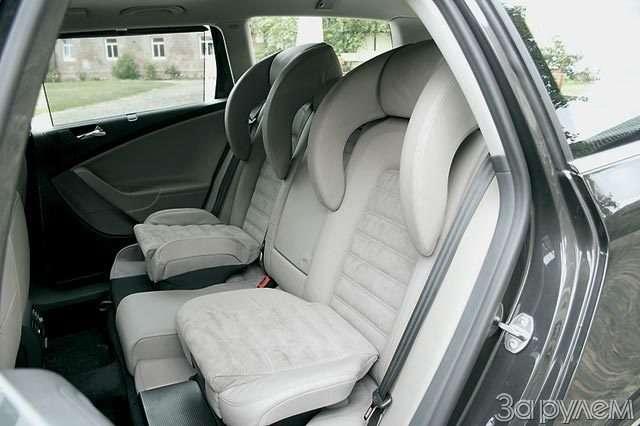 Volkswagen Passat Variant. Литраж итираж— фото 59092