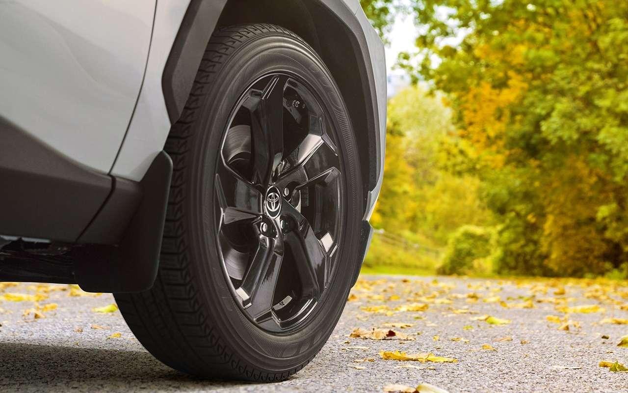 Новая версия Toyota RAV4: теперь двухцветная - фото 1172740