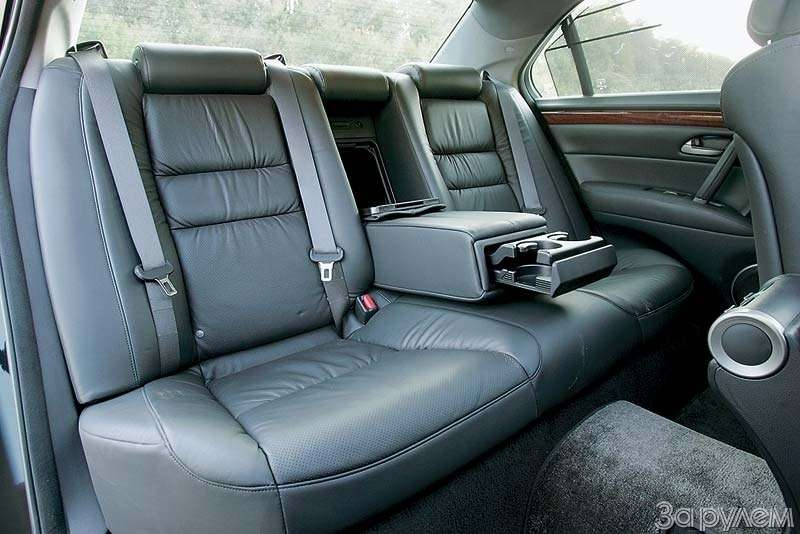 Тест Citroen C6, Honda Legend, Volvo S80, Mercedes-Benz E.НАЧЕМ ПОЕХАТЬ ВРИГУ?— фото 68757
