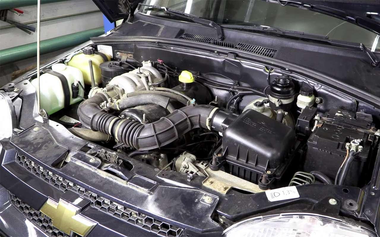 Подержанная Chevrolet Niva— все проблемы ислабости— фото 1144692