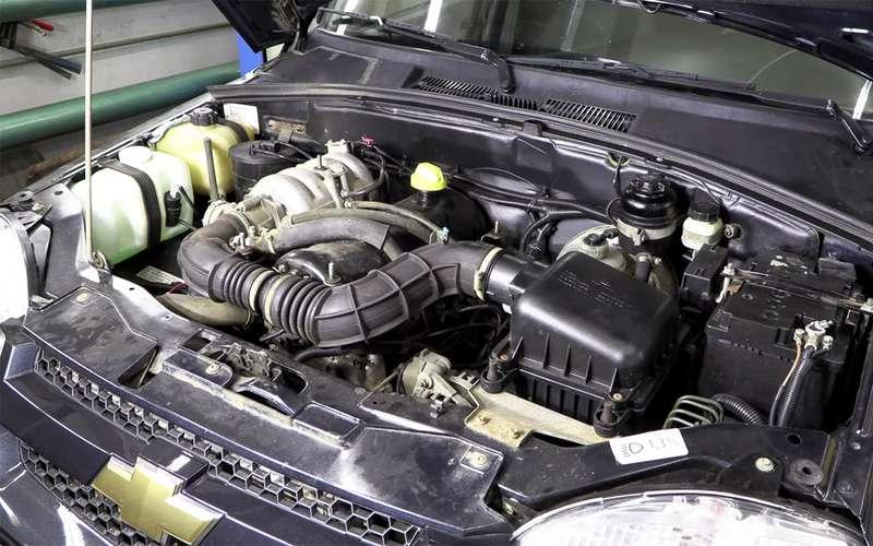 Подержанная Chevrolet Niva— все проблемы ислабости