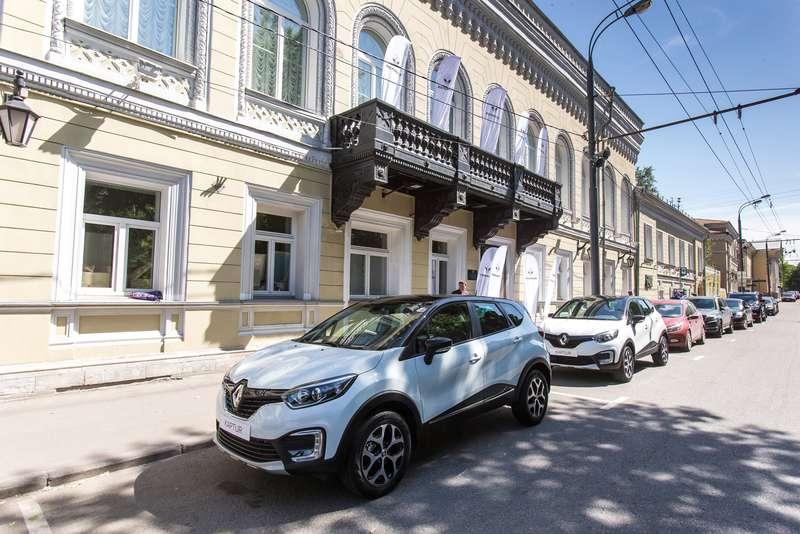 В Ульяновской области стартовало производство кресел дляRenault Kaptur