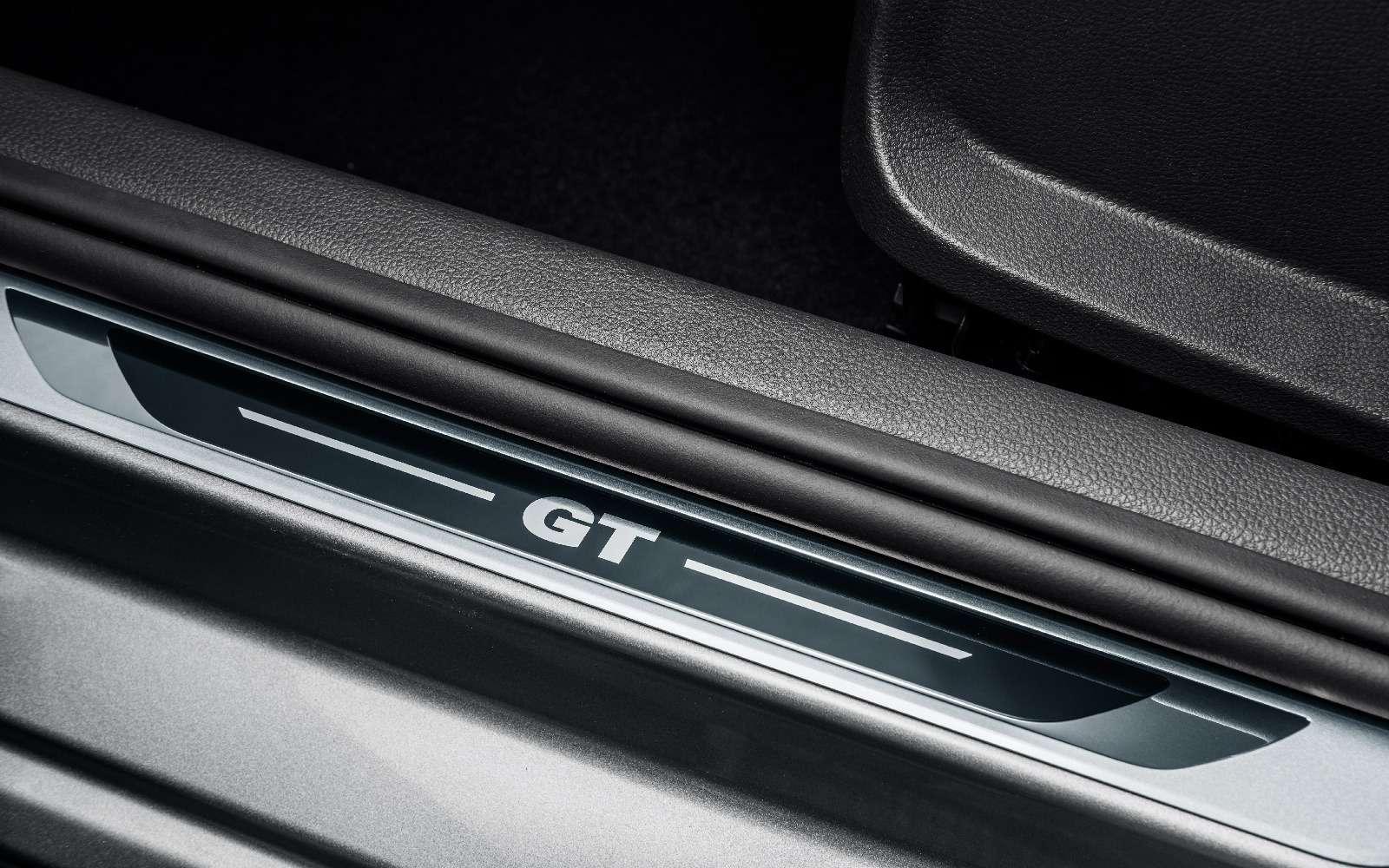Российский Volkswagen Polo GT: полосок навсех не хватит!— фото 592183