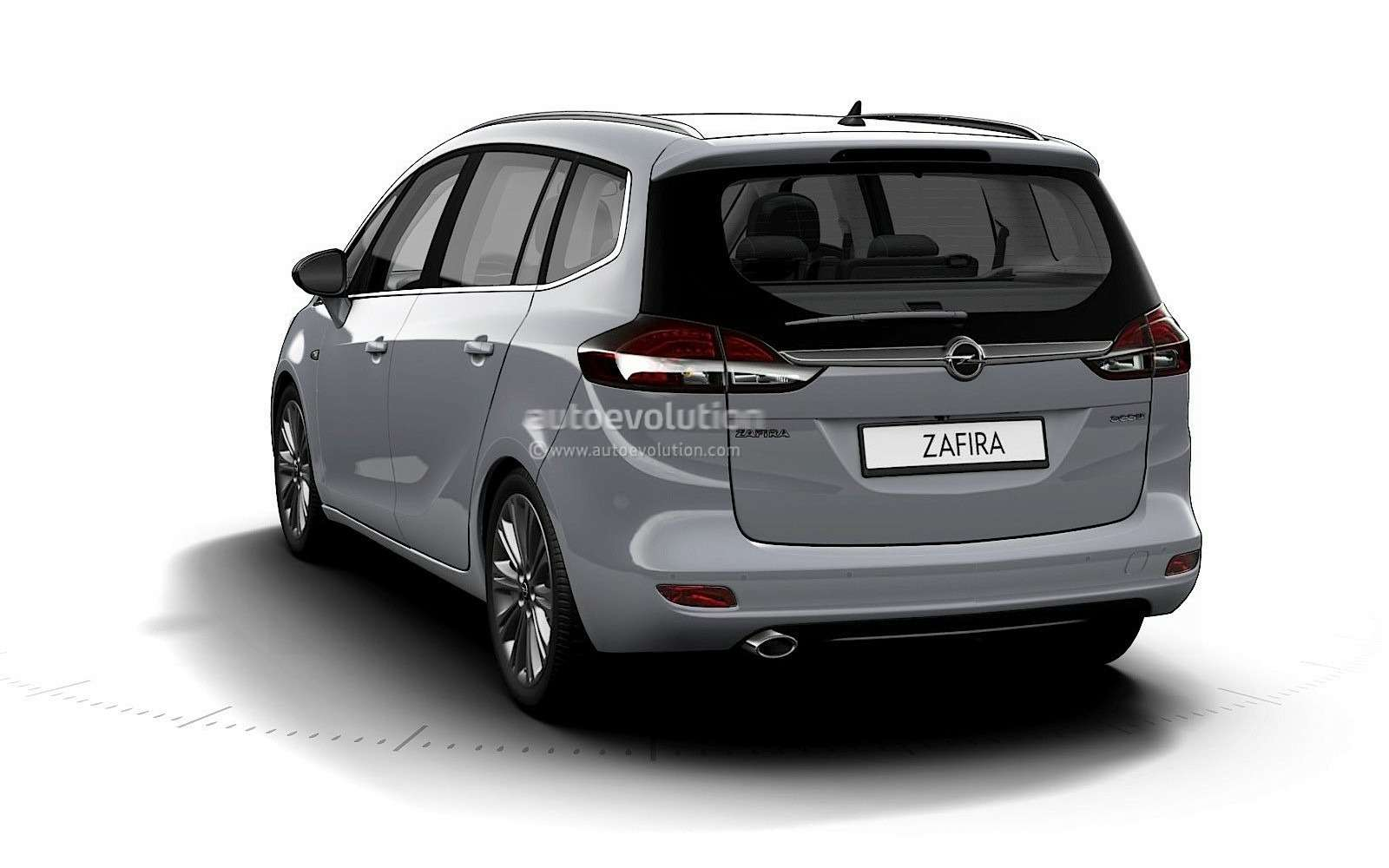 Opel Zafira останется без «бумерангов»— фото 592026