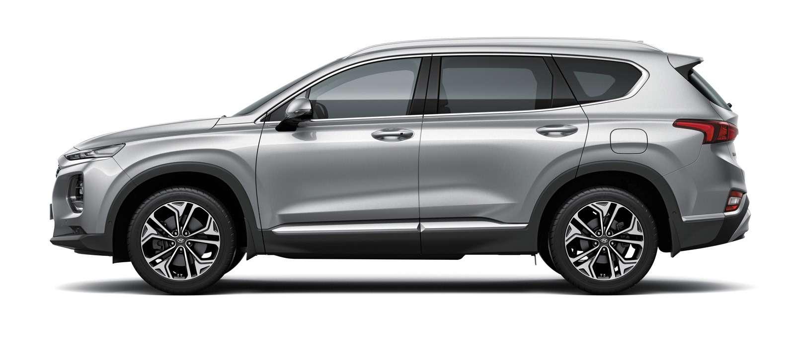 Новый Hyundai Santa Fe: российские цены икомплектации— фото 893445
