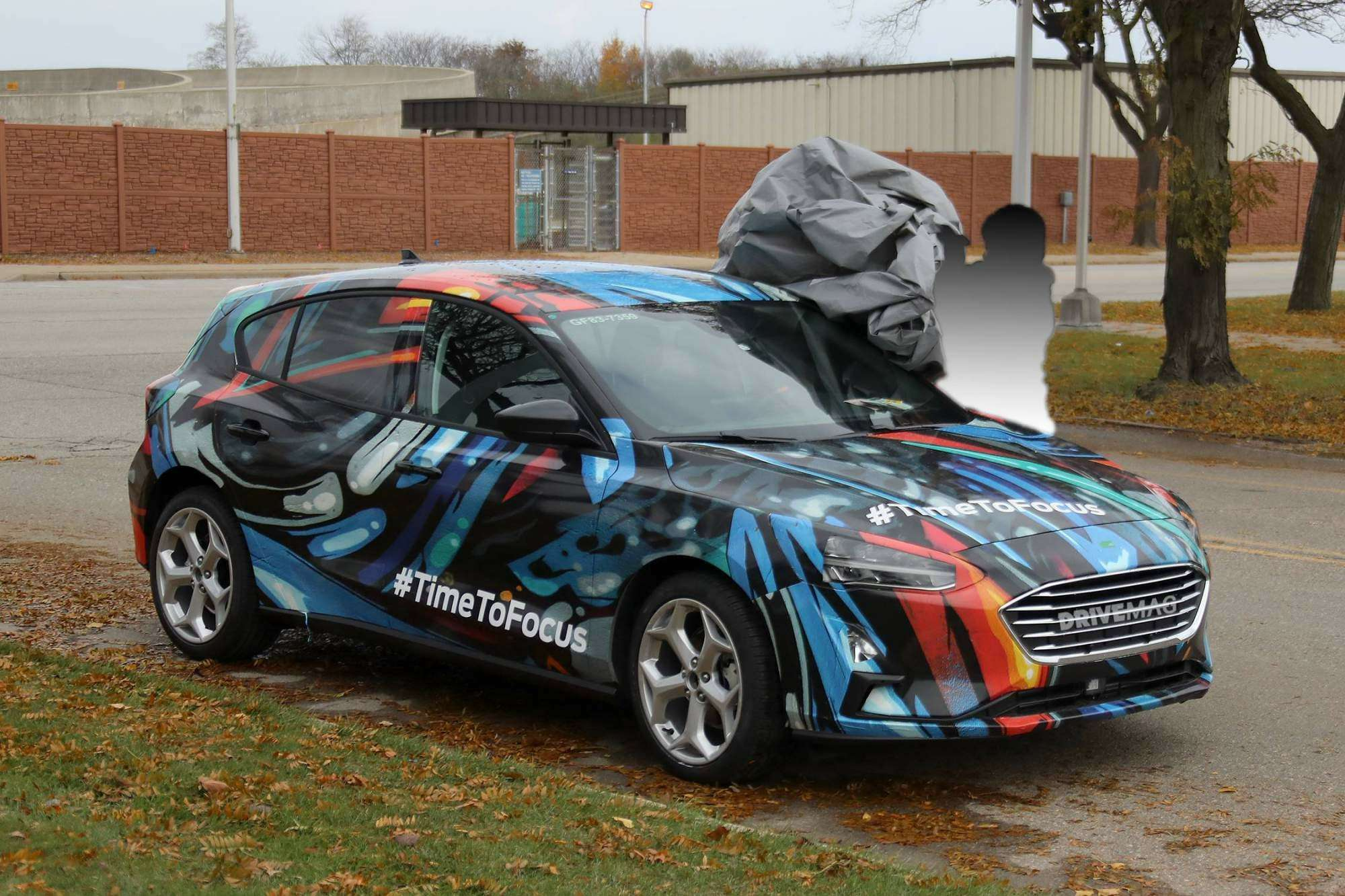 Новый Ford Focus— первые фотографии— фото 816249