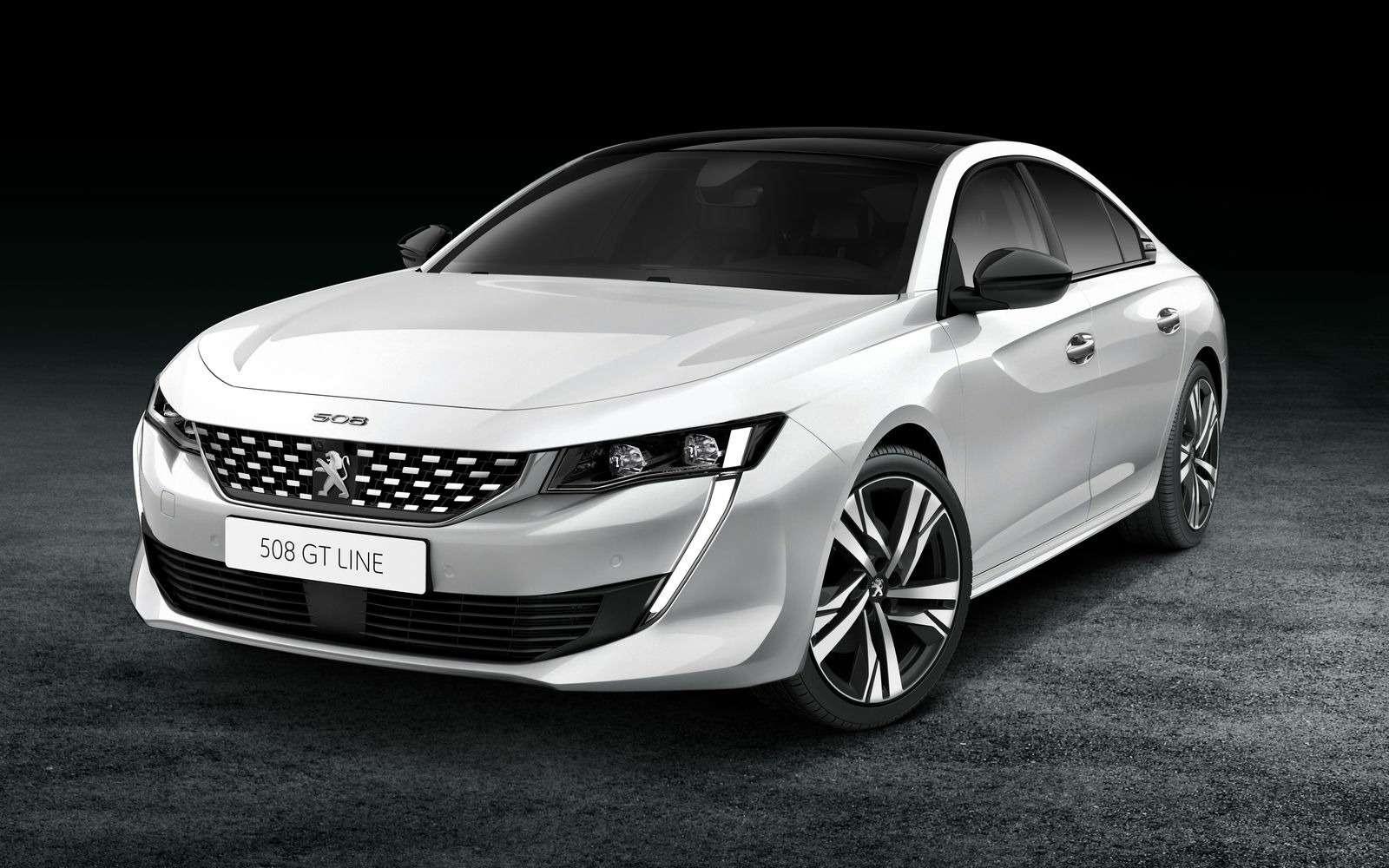 Новый Peugeot 508: французы хотят конкурировать сAudi— фото 847588