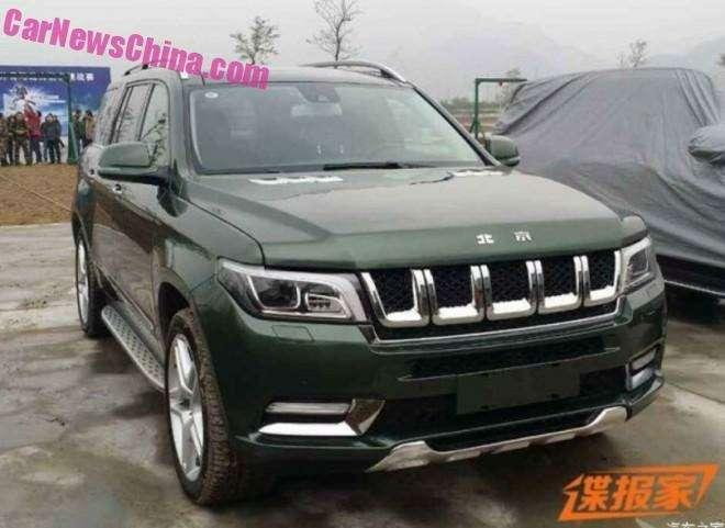 Beijing BJ90SUV 03
