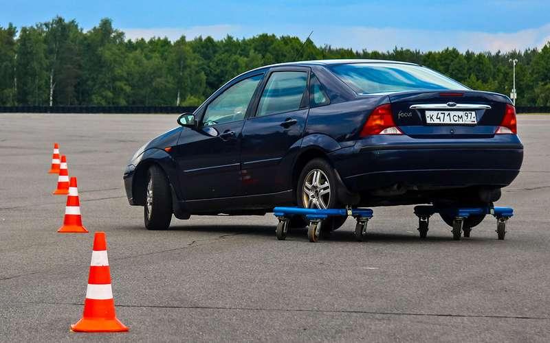 Учимся вождению уФСО (без мигалок инеповстречке)