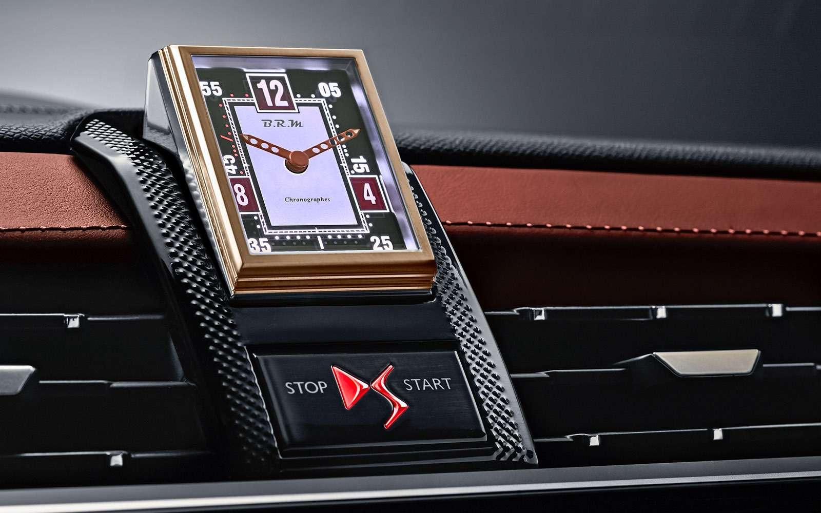 Новый кроссовер DS7Crossback: французская «семерка»— фото 738711