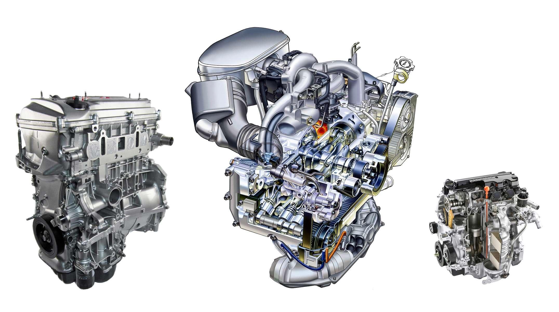 Рейтинг надежности двигателей автомобилей: два литра проблем— фото 590672