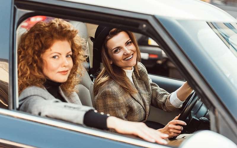 45тысяч женщин-водителей ищут работу вРоссии