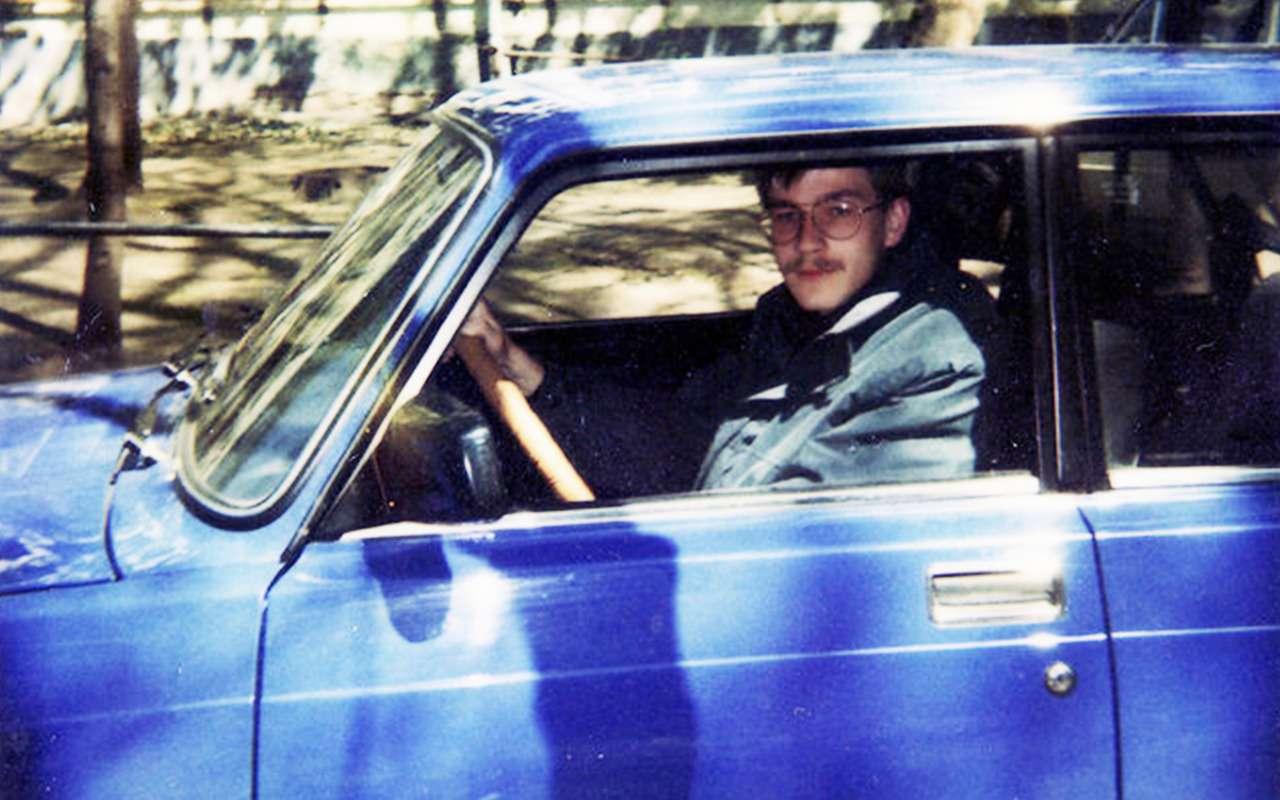 Мойпервый автомобиль: счастливая «семерка»— фото 848658